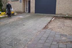 renovatie voor- en achtertuin